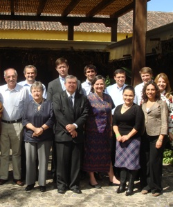 Consultation on Faith-Inspired Organizations and Development in Latin America
