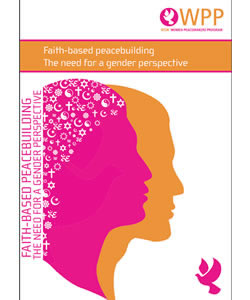 Faith-Based Peacebuilding: The Need for a Gender Perspective