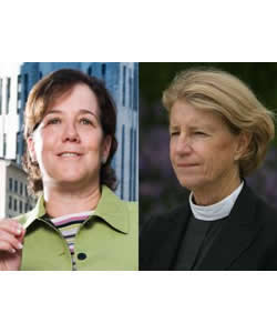 Business, Faith, and Climate Change: A Conversation with Mindy Lubber and Reverend Sally Bingham