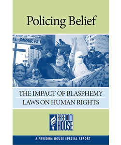Policing Brief: The Impact of Blasphemy Laws on Human Rights