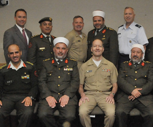 US Combatant Command Chaplains Conference