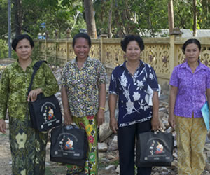 "Cambodia's ""Quiet Movement"": Buddhist Women in Development"