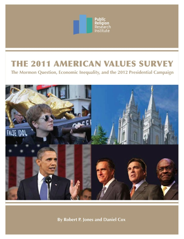 The 2011 American Values Survey Launch