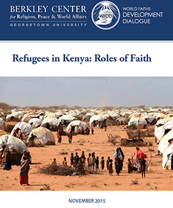 Refugees in Kenya: Roles of Faith
