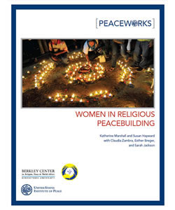 Women in Religious Peacebuilding
