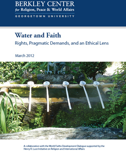 Water and Faith: Rights, Pragmatic Demands, and an Ethical Lens