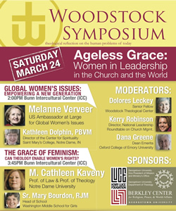 Ageless Grace: Women in Leadership in the Church and the World