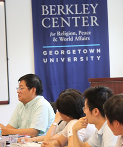 Seminar on Religion, Politics, and Society in the United States