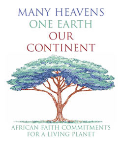 Many Heavens, One Earth, Our Continent: African Faith Commitments for a Living Planet