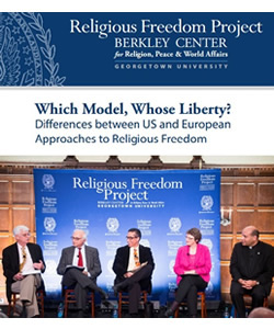 Which Model, Whose Liberty? Differences Between US and European Approaches to Religious Freedom