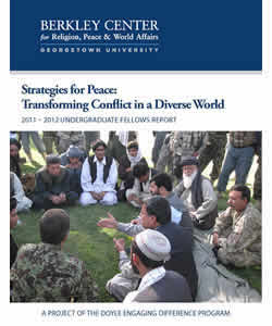 Strategies for Peace: Transforming Conflict in a Diverse World