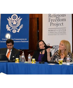Policy Consultation on Religious Freedom, Violent Religious Extremism, and Constitutional Reform in Muslim-Majority Countries