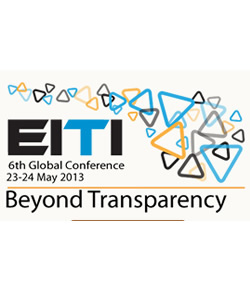Extractive Industries Transparency Initiative Global Conference in Sydney 2013