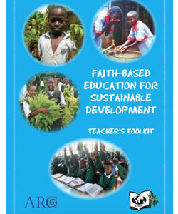 Faith-Based Education for Sustainable Development: Teacher's Toolkit