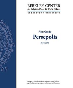 Persepolis Film Guide