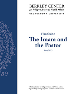 The Imam and The Pastor Film Guide