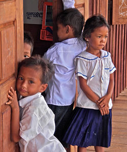 Promoting Primary Education in Cambodia