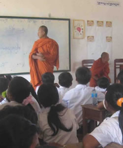 Faith and Education in Cambodia Meeting