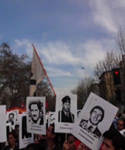 Demands for Truth and Justice 40 Years after Chile's Military Coup