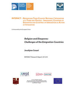 Religion and Diasporas: Challenges of the Emigration Countries