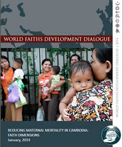 Reducing Maternal Mortality in Cambodia: Faith Dimensions