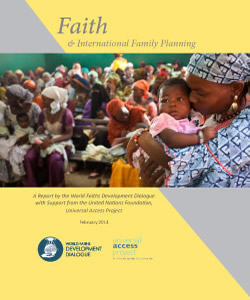 """Faith and International Family Planning"" Report Launch"