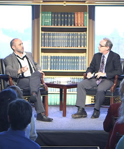 Colum McCann and the Art of Radical Empathy