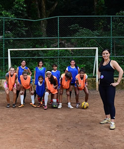 Empowering Girls and Women Through Soccer