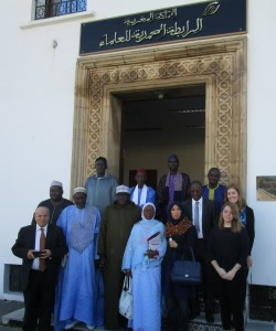 Visit to Morocco by Senegalese Religious Leaders