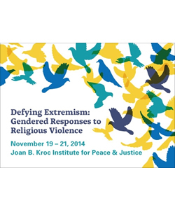Defying Extremism: Gendered Responses to Religious Violence