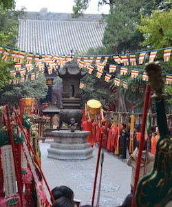 Buddhism's Influence Shines Through at China's Temples
