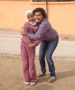 Service-Learning in Jordan