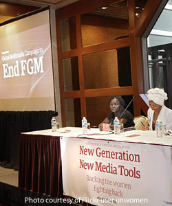 Harnessing Media for Social Change around Female Genital Cutting