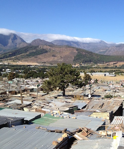 From the Ground Up: Grassroots Development Efforts in South Africa's Informal Settlements