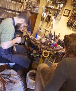 Keeping Italian Shoemaking Alive One Step at a Time