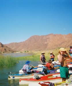 Nature and Culture: A Ride Down the Orange River