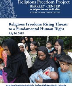 150716rfpreligiousfreedomrisingthreatsfundamentalhumanright