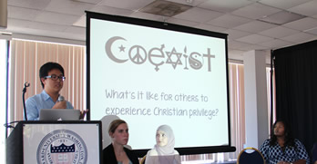 Student Interreligious Engagement