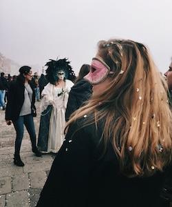 Carnevale in Venice