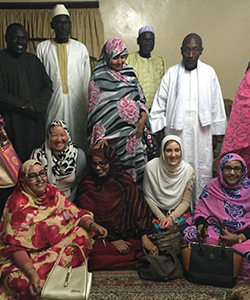 Exchange Visit to Mauritania by Senegalese Faith Leaders