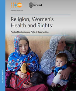 Religion, Women's Health and Rights: Points of Contention and Paths of Opportunities