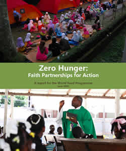 Zero Hunger:  Faith Partnerships for Action