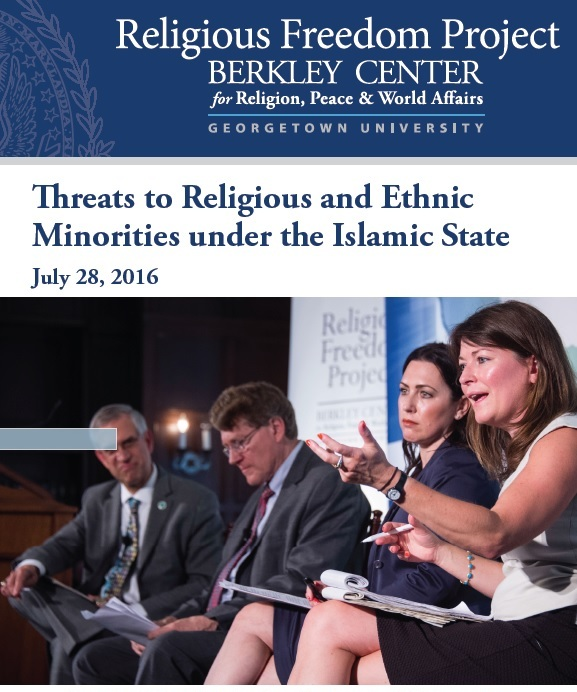 Threats to Religious and Ethnic Minorities Under the Islamic State
