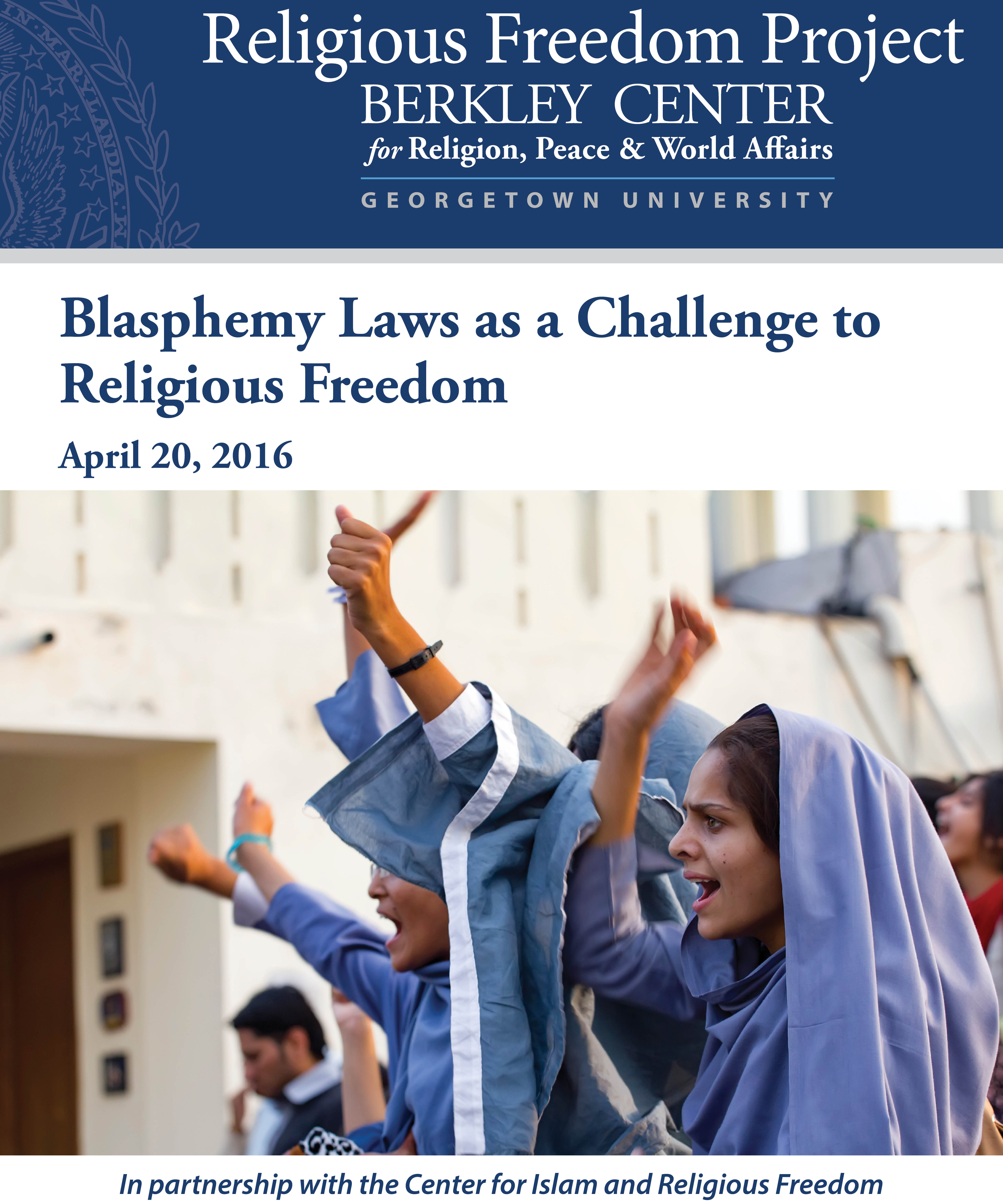 Blasphemy Laws as a Challenge to Religious Freedom