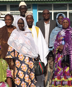 Exchange Visit to Guinea by Senegalese Faith Leaders