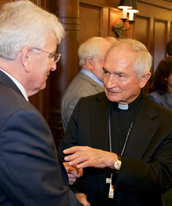 Vatican Official Describes Disarmament Agenda, Appeals to Catholic Education