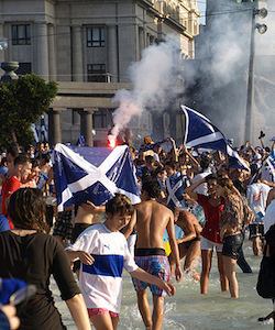 De Escocia a España: Self-Determination and the European Project