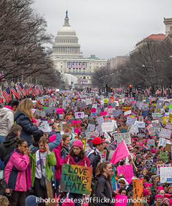 (Some) Women's March: The Intersection of Feminism, Religious Freedom, and the Pro-Life Movement