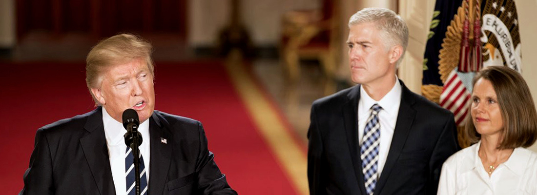 What Does Neil Gorsuch Mean for Civil Liberties?