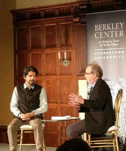"Award-winning Author Pankaj Mishra Describes ""Age of Anger"""